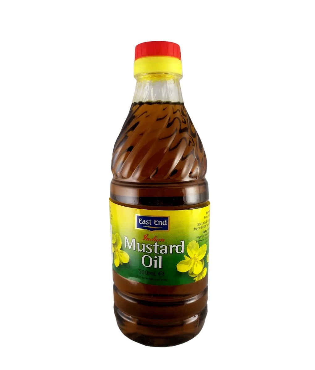 East End Indian Mustard Oil 500 ml - Spice Town - Online ...